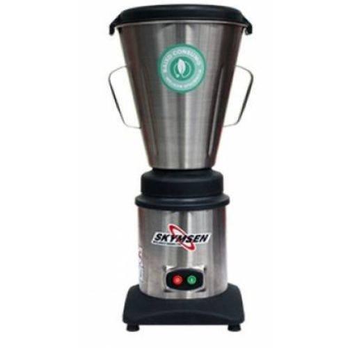 Liquidificador Comercial Inox, Monobloco - Lc4 - 127v - Skymsen