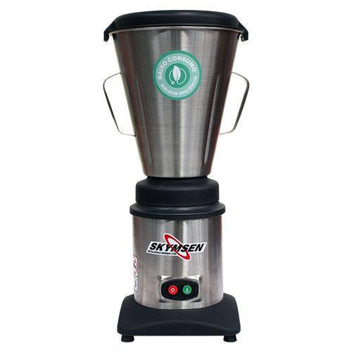 Liquidificador Comercial LC4 127V Inox, Copo Monobloco Inox, 4,0 Litros- Skymsen