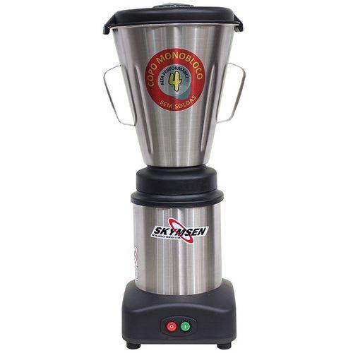 Liquidificador Comercial LS-04MB-N 220V 4 Litros- Skymsen