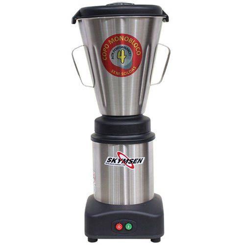 Liquidificador Comercial Ls-04mb-n 127v 4 Litros- Skymsen