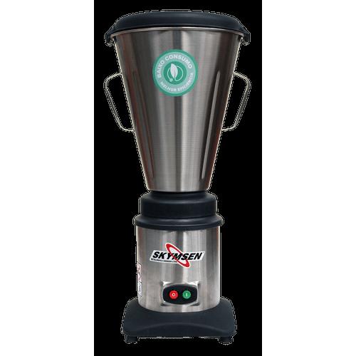 Liquidificador Comercial Skymsen, Inox, Copo Monobloco, 6 Litros - LC6 - 220V