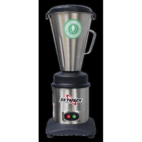 Liquidificador Comercial Skymsen, Inox, Copo Monobloco, 3 Litros - LC3 - 220V