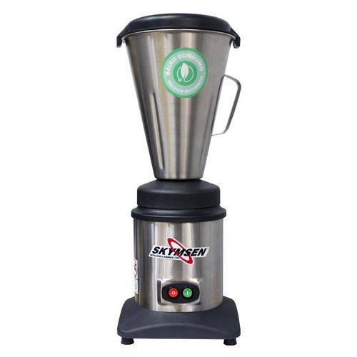 Liquidificador Industrial 4 Litros Inox Lc4 127v - Skymsen