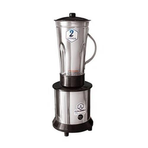 Liquidificador Industrial Alta Rotação 2 Litros Inox Jc 110v
