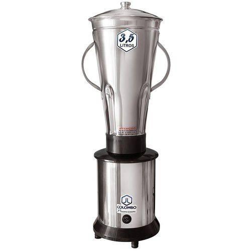 Liquidificador Industrial Inox 3,5 Litros de Alta Rotação 110 V ou 220 V