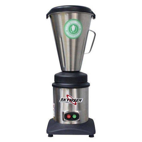 Liquidificador Industrial Skymsen, 3,6 Litros - LC3 Inox