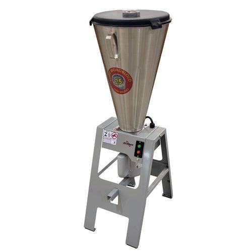 Liquidificador Industrial Skymsen LB-25MB 25 Litros Inox - 127V