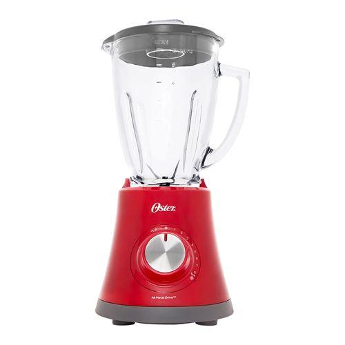 Liquidificador Oster Super Chef 8 Velocidades 750w 220v Vermelho