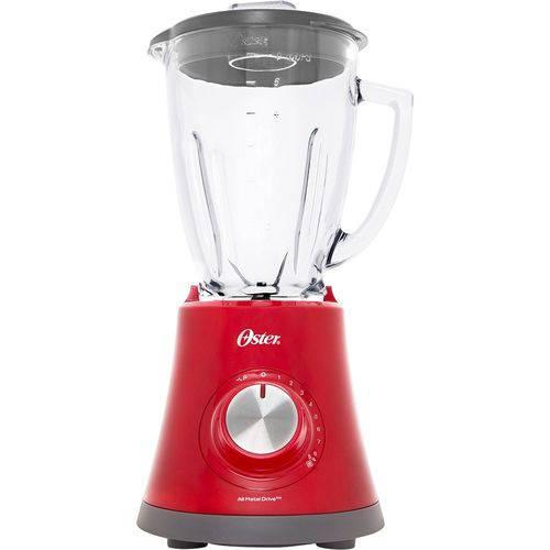 Liquidificador Oster Super Chef Rr8 Vermelho 750w 127v