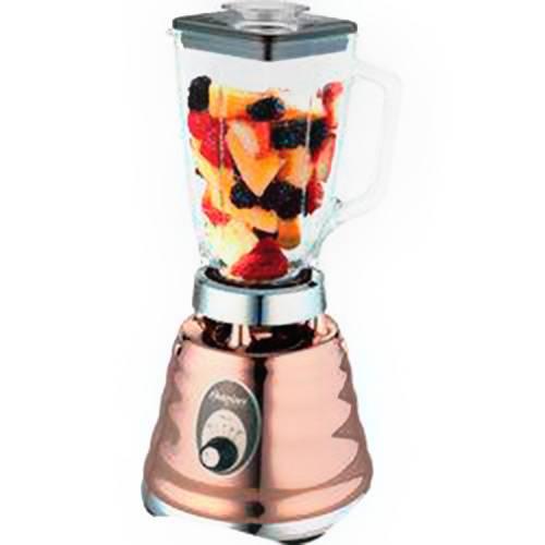 Liquidificador Osterizer ClássicoCobre C/jarra de Vidro - 600W