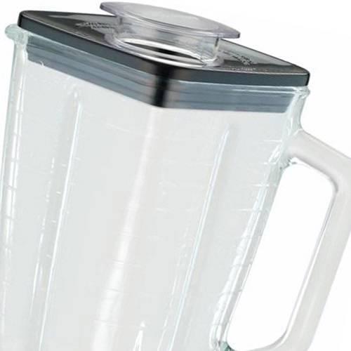 Liquidificador Osterizer ClássicoVermelho C/jarra de Vidro - 600W