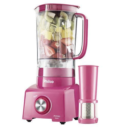 Liquidificador PH900 1000W Rosa Philco