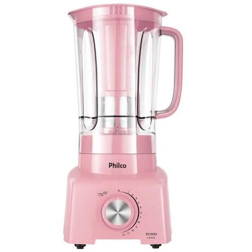 Liquidificador PH900 Pink 1200W Philco 127V