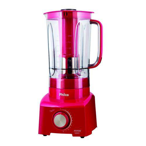 Liquidificador Philco Ph900 Vermelho 220v