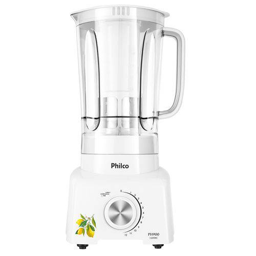 Liquidificador Philco Ph900b Lemon 1200w