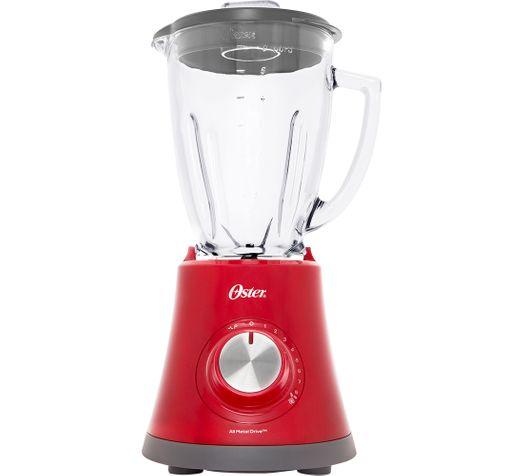 Liquidificador Super Chef Oster Vermelho - 127V