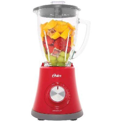 Liquidificador Super Chef Rr8 750w, 8 Velocidades Vermelho 127v