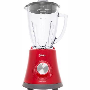 Liquidificador Super Chef Vermelho Oster 110V
