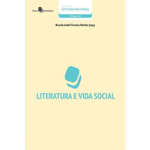 Literatura e Vida Social