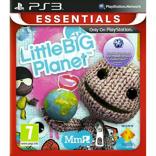 Little Big Planet 2 Essentials - PS3