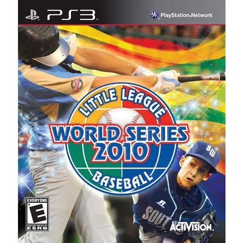 Little League World Series Baseball 2010 - Ps3