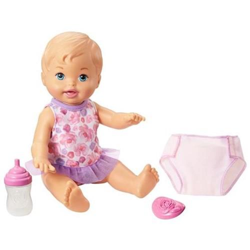 Little Mommy - Boneca Bebê Faz Xixi - MATTEL