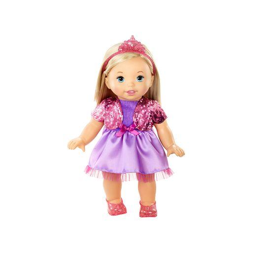 Little Mommy Doce Bebê Vestido de Princesa - Mattel