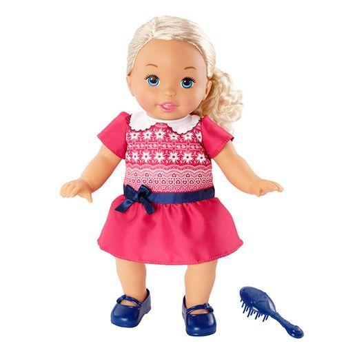 Little Mommy Doce Bebê Vestido Passeio - Mattel