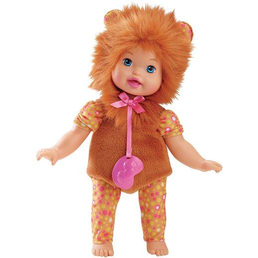 Little Mommy Fantasia Leãozinho - Mattel