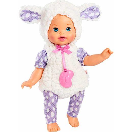 Little Mommy Fantasias Fofinhas Cordeirinho - Mattel