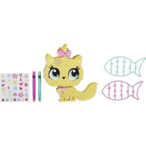 Littlelest Pet Shop Style Pet Kitty Hasbro