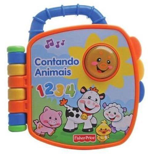 Livrinho Aprender e Brincar - Contando Animais