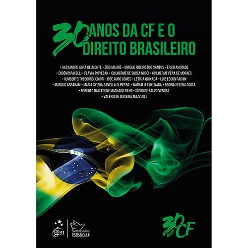 Livro - 30 Anos da Constituição Federal e o Direito Brasileiro