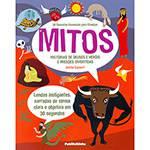 Livro - 30 Conceitos Essenciais para Crianças - Mitos: Histórias de Deuses e Heróis e Missões Divertidas