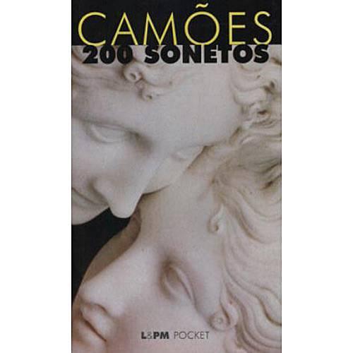 Livro - 200 Sonetos
