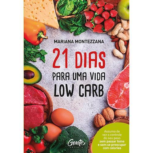 Livro - 21 Dias para uma Vida Low Carb