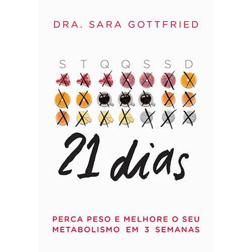 Livro - 21 Dias