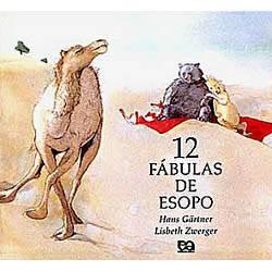 Livro - 12 Fabulas de Esopo