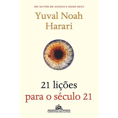 Livro - 21 Lições para o Século 21