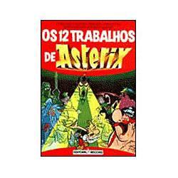 Livro - 12 Trabalhos de Asterix, os