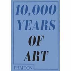 Livro - 10,000 Years Of Art