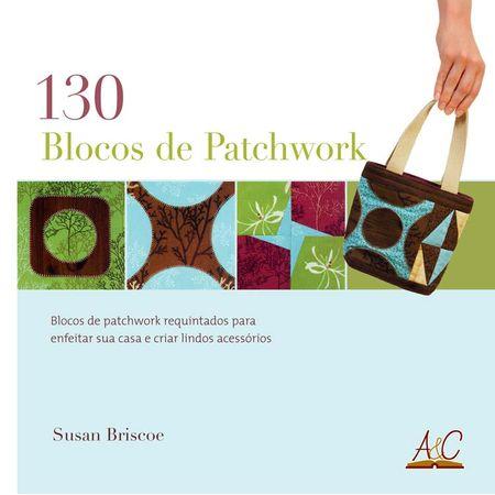 Livro 130 Blocos de Patchwork