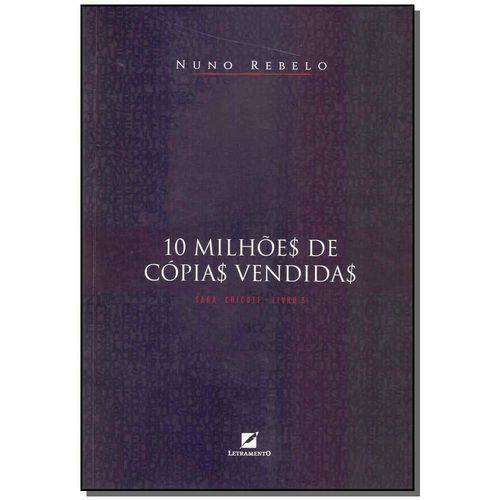 Livro - 10 Milhoes de Copias Vendidas