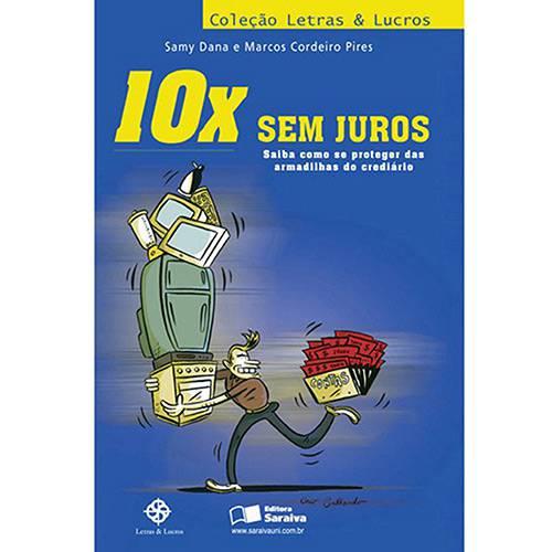 Livro - 10 X Sem Juros