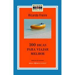 Livro - 100 Dicas para Viajar Melhor - Edição de Bolso