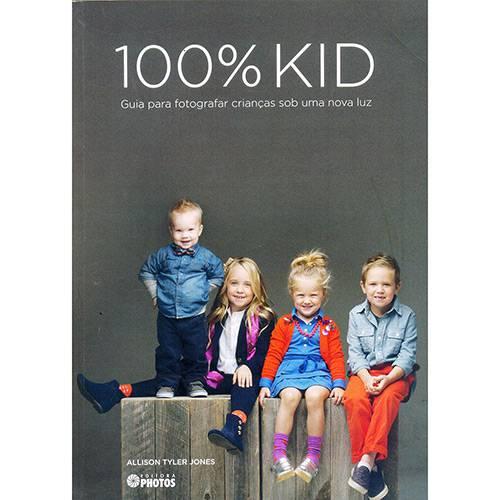 Livro - 100% Kid