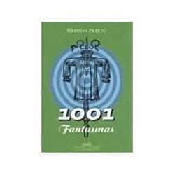 Livro - 1001 Fantasmas