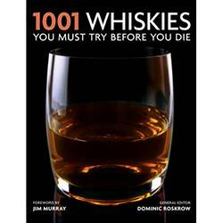 Livro - 1001 Whiskies You Must Try Before You Die