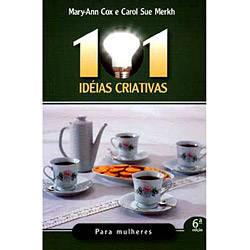 Livro - 101 Ideias Criativas para Mulheres