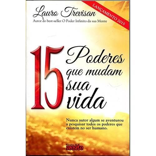 Livro - 15 Poderes que Mudam Sua Vida